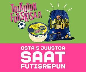 Tolkuton futiskisa campaign
