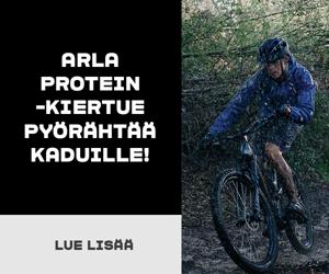 Arla Protein kiertue campaign